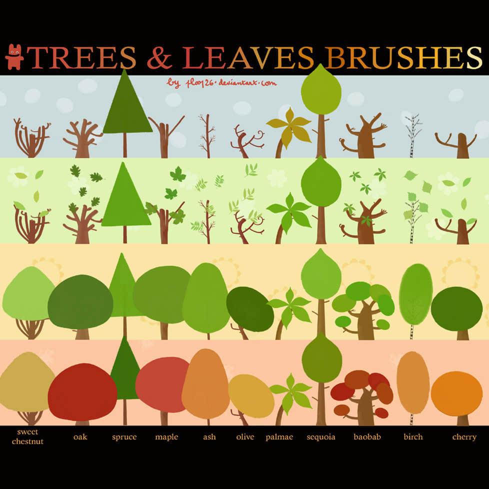 trees-brushes_1