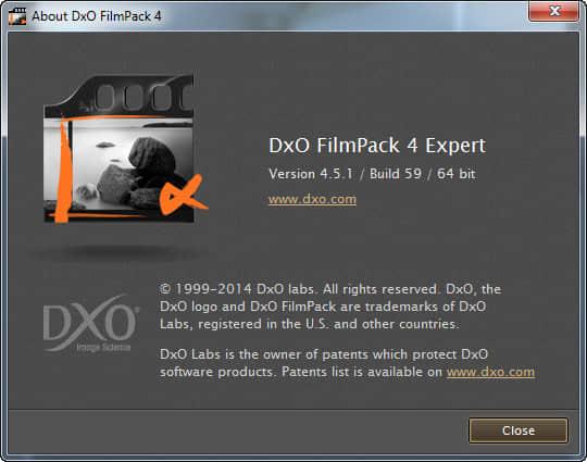 PhotoShop电影胶片效果滤镜DxO FilmPack 4.5 破解版下载 PS插件  ruanjian jiaocheng