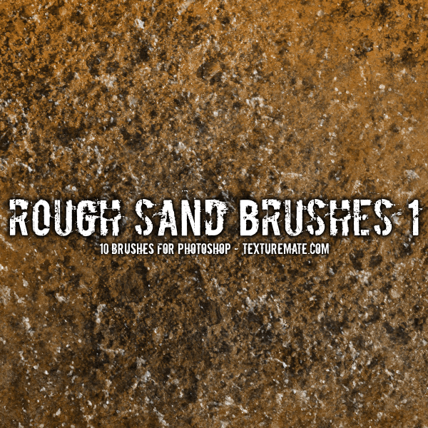 RoughSandBrushes01