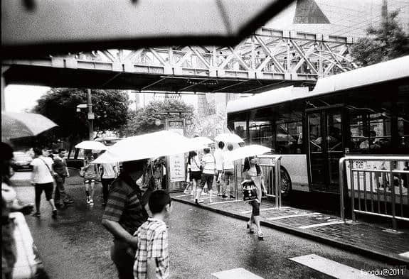 雨天的美景该怎么拍摄?摄影技术告诉你 摄影技术 拍照技巧  ruanjian jiaocheng