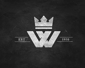 """20 """"W""""型主体结构的logo标志设计方案 国外log设计 Logo设计  logo%e8%ae%be%e8%ae%a1"""