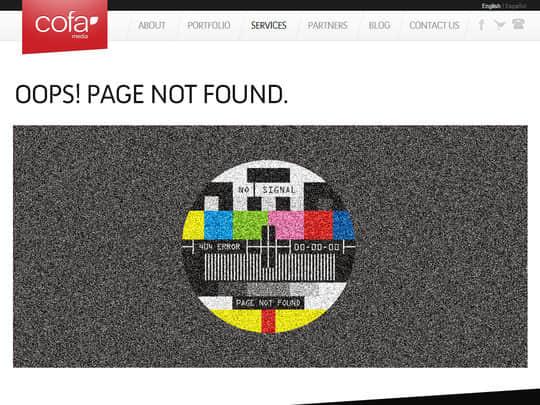 """40个超""""赞""""的国外网站404错误页面设计范例  %e7%bd%91%e9%a1%b5%e8%ae%be%e8%ae%a1"""