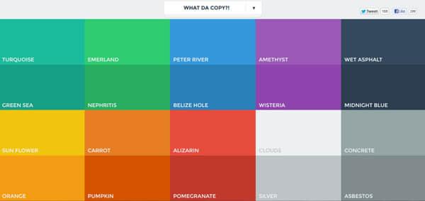 你需要扁平化吗?如何成功运用扁平化设计与色彩趋势 设计前沿 再论扁平化设计  design information