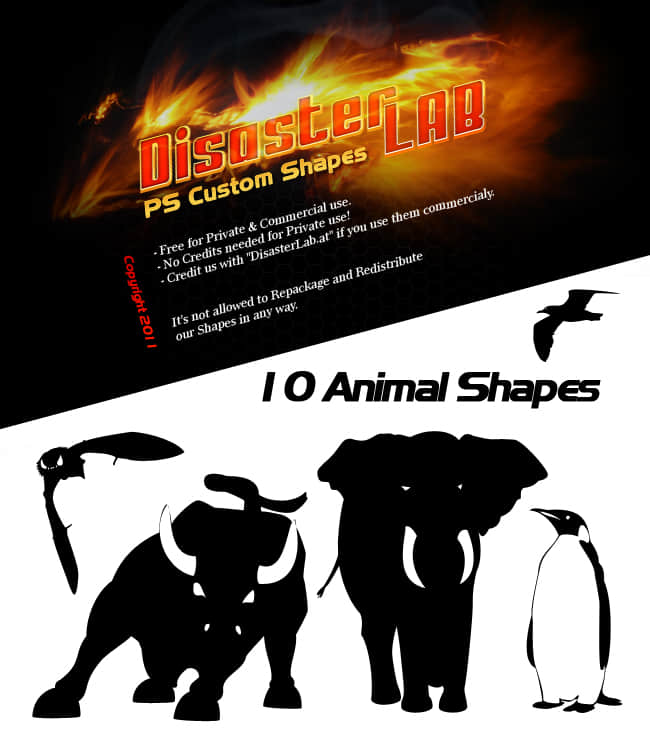 10_animal_shapes_by_disasterlab-d1dj9oq