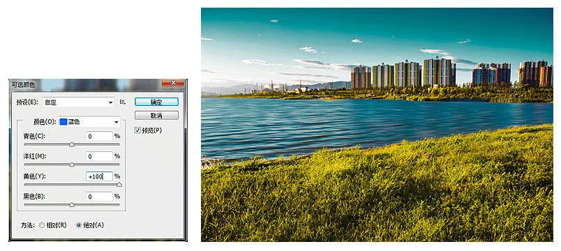 详解Photoshop的调色工具的入门教程:混色/调色/色温/色调/分离色调 配色教程 调色教程 混色教程 ps教程  ruanjian jiaocheng