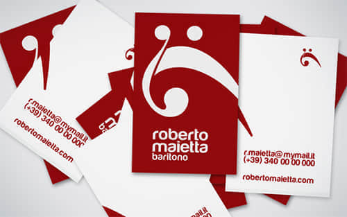 15-red-whute-business-card-music