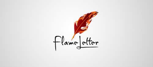 30个羽毛形状的时尚logo标志设计 羽毛logo设计 国外标志设计 logo设计方案  logo%e8%ae%be%e8%ae%a1
