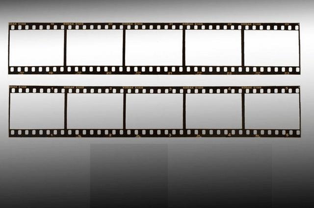 相機膠卷封面設計