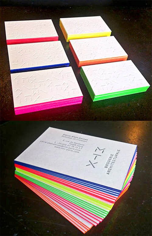 7-bright-neon-business-card
