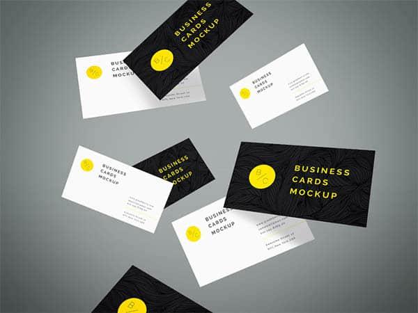 20个名片设计PSD模版素材下载(已打包哦!亲) 名片设计 PSD模版  other material enterprise culture