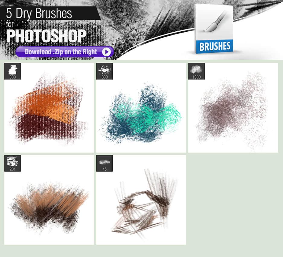 5种干燥油漆纹理涂抹Photoshop笔刷 油漆纹理笔刷  %e6%b2%b9%e6%bc%86%e7%ac%94%e5%88%b7