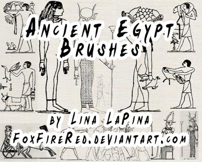 手绘卡通涂鸦埃及法老Photoshop笔刷素材 美图笔刷 埃及法老笔刷 可爱笔刷  %e5%8d%a1%e9%80%9a%e7%ac%94%e5%88%b7