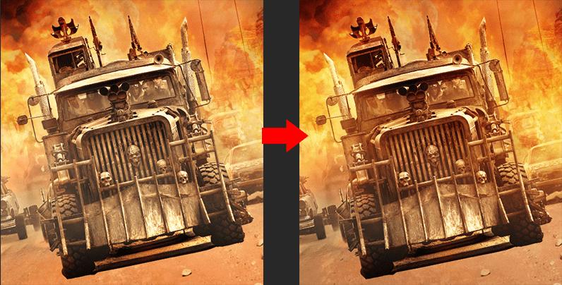 Photoshop海报制作合成教程《疯狂的麦克斯》 ps海报制作教程 ps教程  ruanjian jiaocheng