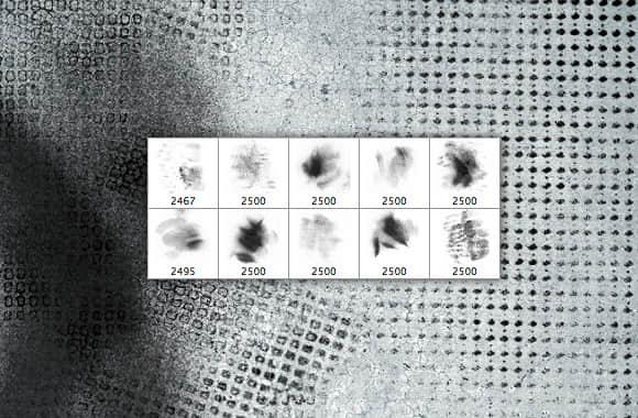 喷漆涂抹痕迹Photoshop笔刷素材下载 喷漆笔刷  %e6%b2%b9%e6%bc%86%e7%ac%94%e5%88%b7