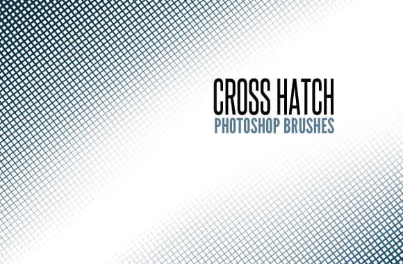 简单的网格背景Photoshop笔刷下载 网格纹理笔刷  background brushes