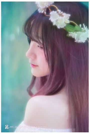 PS调色:简单小清新女孩照片修改 照片修饰 ps调色 ps教程  ruanjian jiaocheng