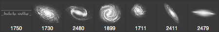 银河系宇宙深空背景PS太空笔刷素材 银河系笔刷 星系笔刷 星空笔刷 太空笔刷  %e5%ae%87%e5%ae%99%e7%ac%94%e5%88%b7
