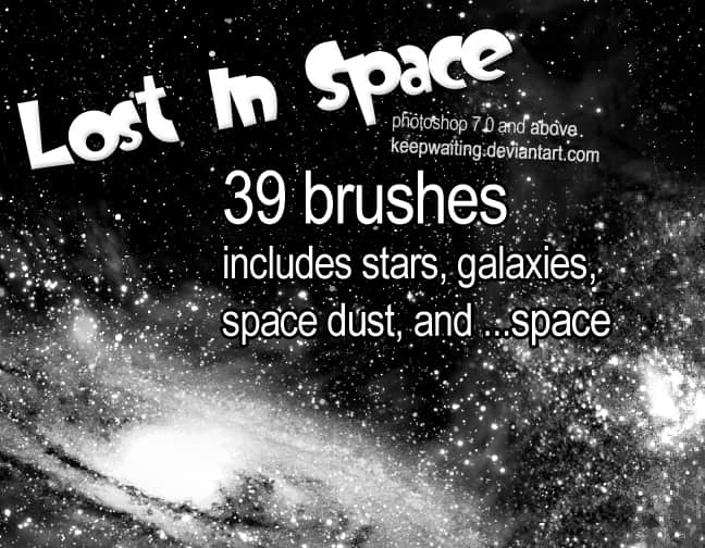 39种宇宙星空背景效果PS笔刷下载 银河系笔刷 星空笔刷 星星笔刷 宇宙太空笔刷  %e5%ae%87%e5%ae%99%e7%ac%94%e5%88%b7