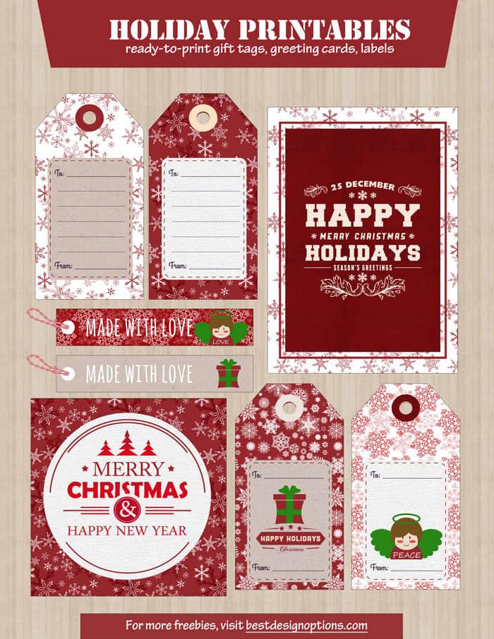 圣诞节吊牌、卡牌、贺卡、请帖封面PDF素材下载 圣诞节素材 吊牌素材  %e8%8a%82%e6%97%a5%e5%ba%86%e5%85%b8