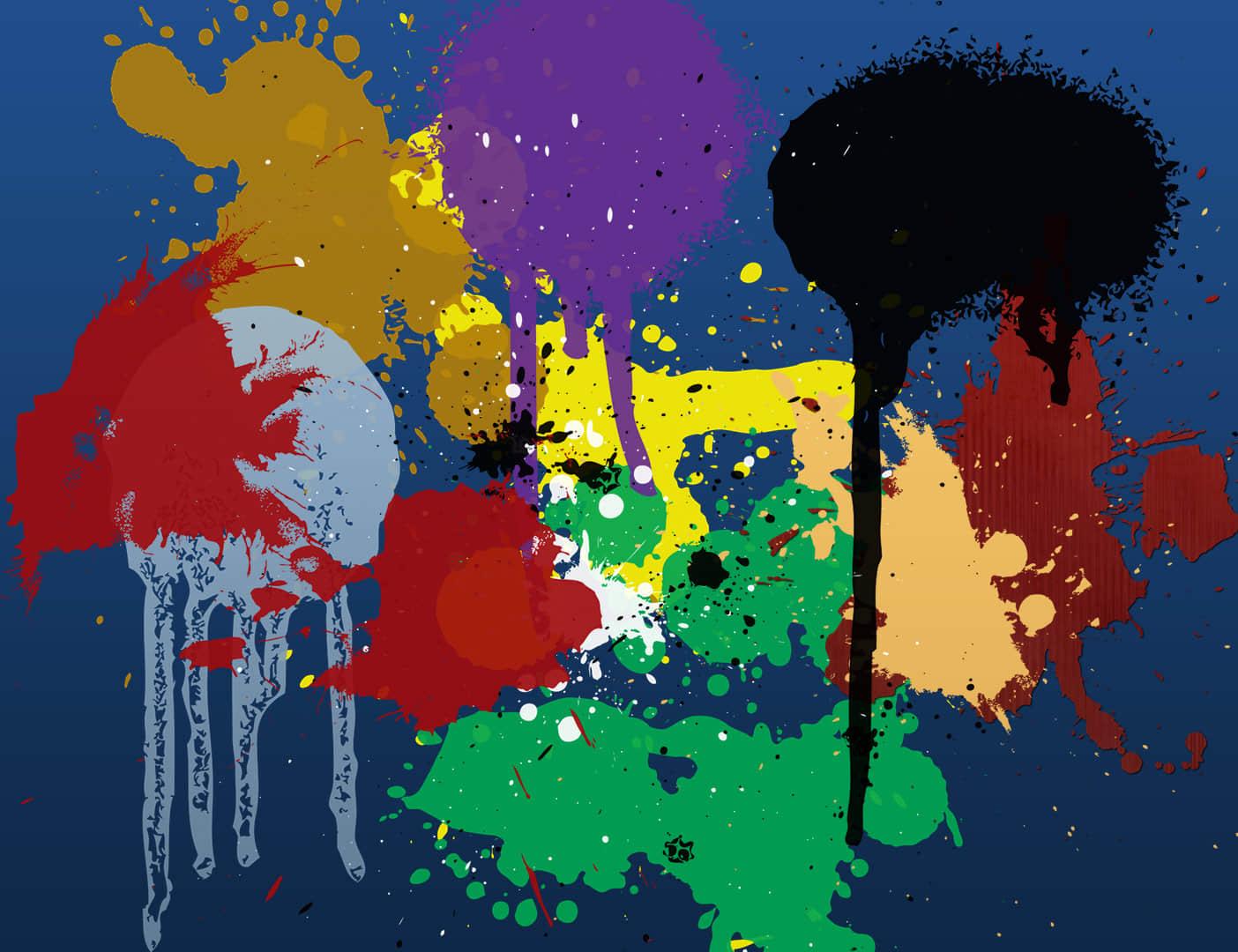 油漆滴溅、喷洒效果PS笔刷下载 滴溅笔刷 喷漆笔刷 喷溅笔刷  %e6%b2%b9%e6%bc%86%e7%ac%94%e5%88%b7