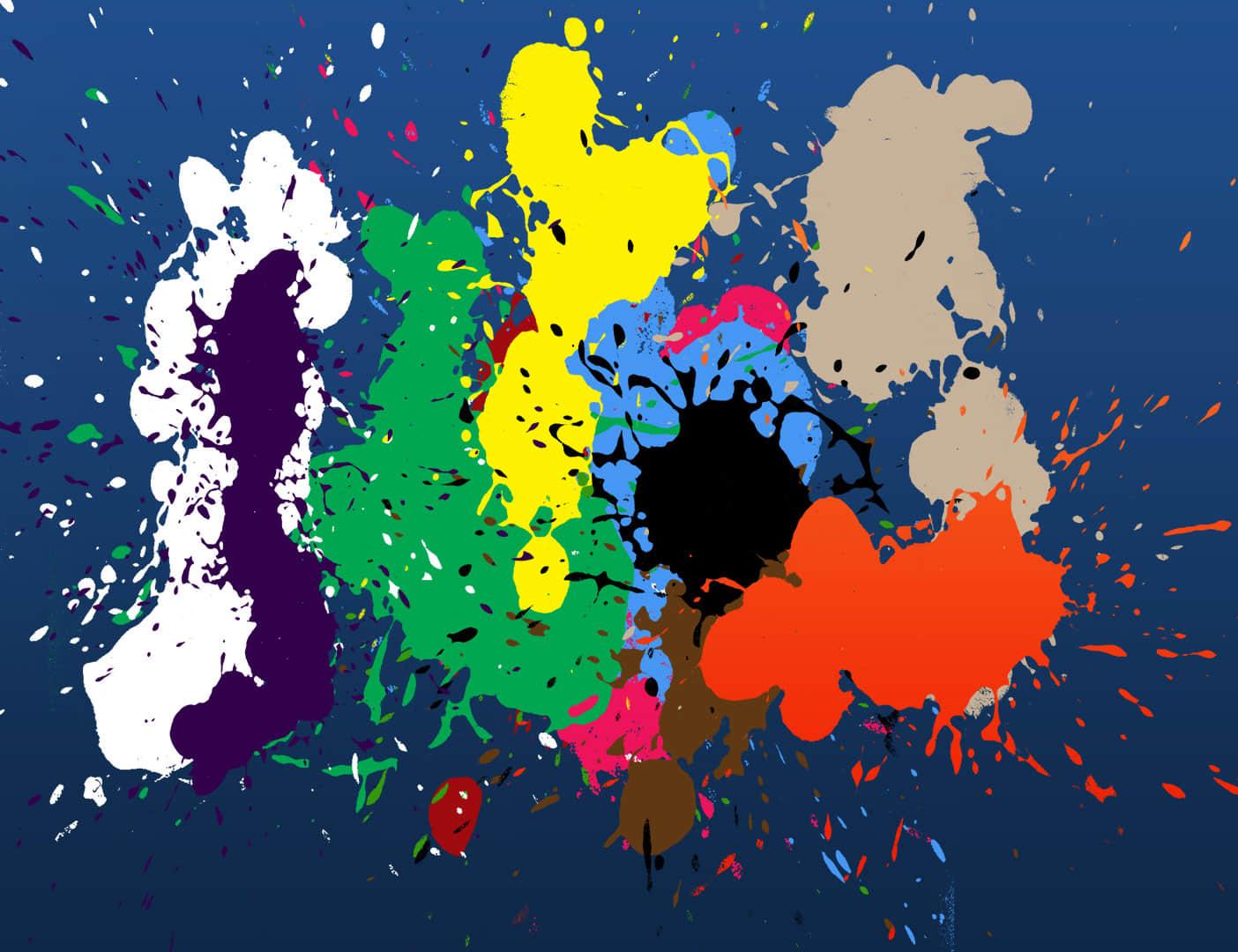 一套混乱油漆、油墨滴溅PS笔刷下载 滴溅笔刷 油墨笔刷  %e6%b2%b9%e6%bc%86%e7%ac%94%e5%88%b7
