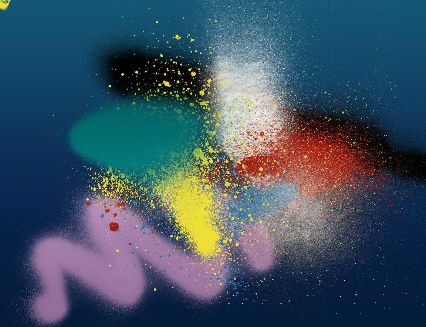 喷漆效果Photoshop喷绘笔刷下载 喷漆笔刷  %e6%b2%b9%e6%bc%86%e7%ac%94%e5%88%b7