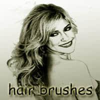 女式烫发、长发、头发Photoshop笔刷 长发笔刷 头发笔刷  %e6%af%9b%e5%8f%91%e7%ac%94%e5%88%b7