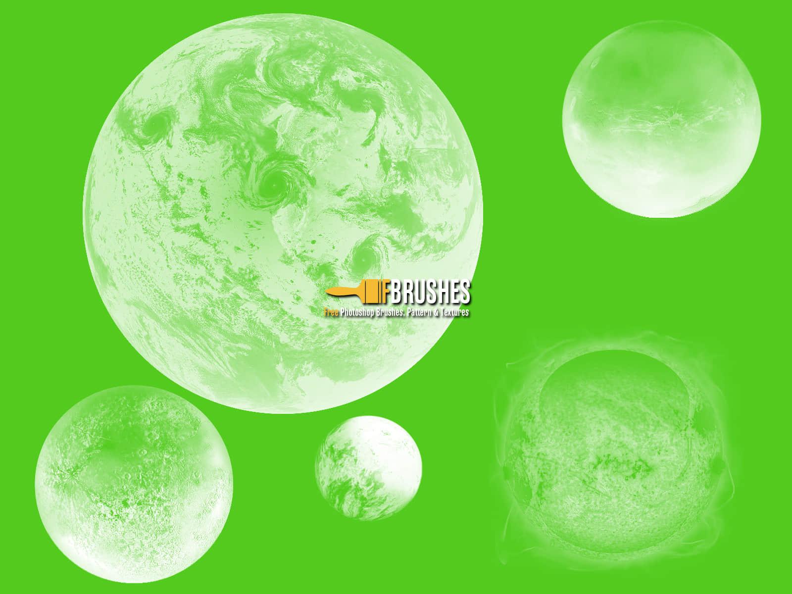 超大行星、星球Photoshop宇宙笔刷下载 行星笔刷 星球笔刷  %e5%ae%87%e5%ae%99%e7%ac%94%e5%88%b7