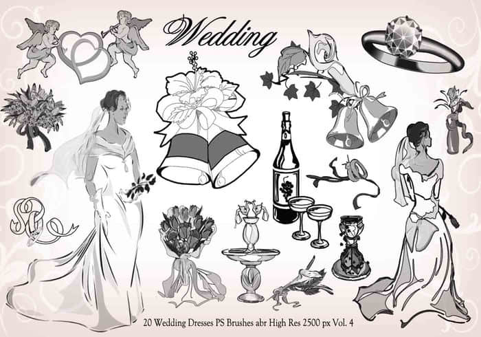 20-wedding-ps-brushes-abr-vol-4