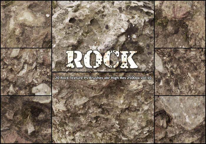 20种高清岩石纹理PS笔刷 abr vol.10 #.2 石壁笔刷 峭壁笔刷 岩石笔刷  %e5%a2%99%e5%a3%81%e4%b8%8e%e5%9c%b0%e9%9d%a2%e7%ac%94%e5%88%b7