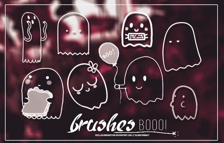booo_brushes_by_grillalbsakuritha-d9qt7f7