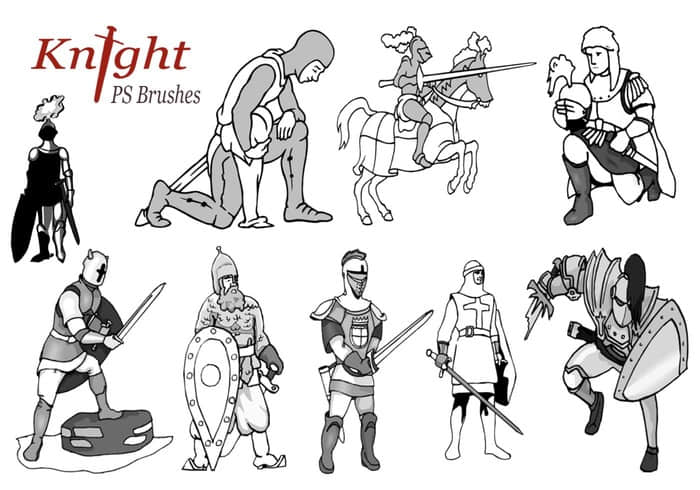 20-knight-ps-brushes-abr-vol-2