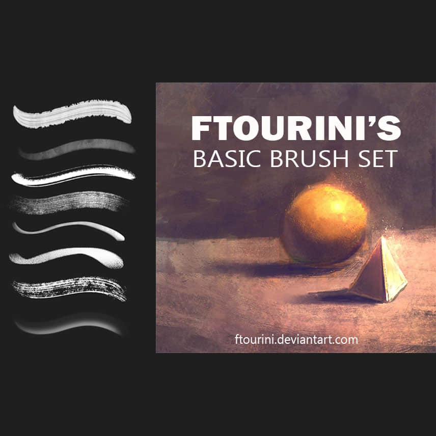 basic-painting-brushset