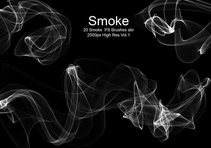 20-smoke-ps-brushes-abr-vol-1