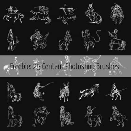 25_free_centaur_photoshop_brushes_6819794