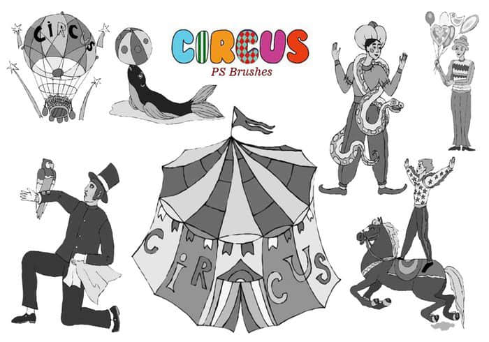 20-circus-ps-brushes