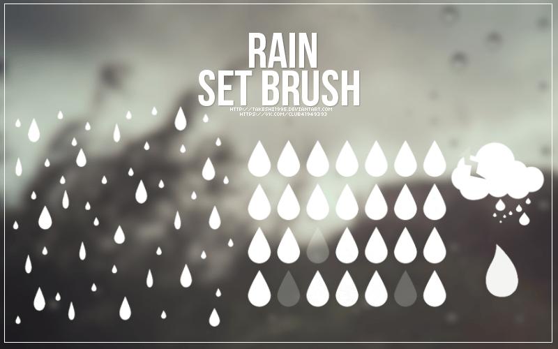 brush_set__3___rain_by_takeshi1995-d8iz4nx