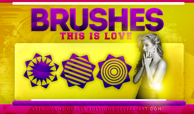 _brushes__this_is_love__by_cami_curles_editions-d8wogoz
