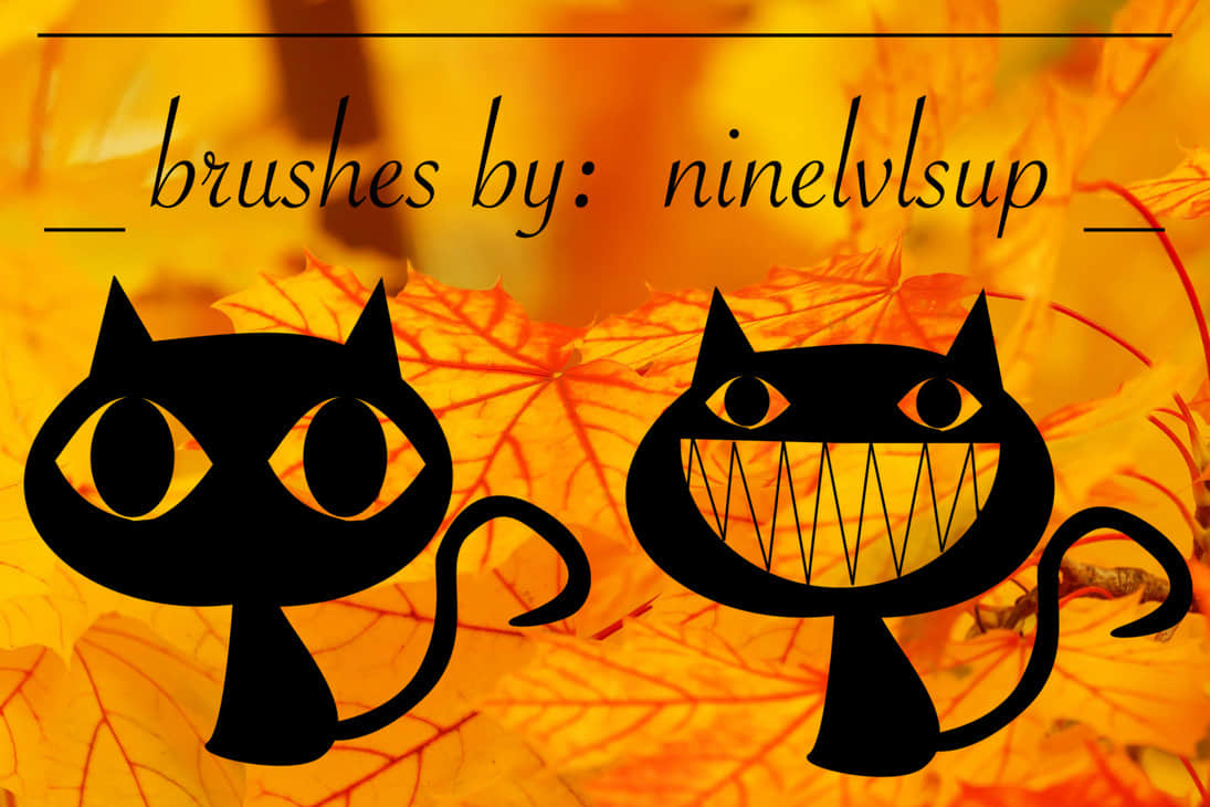 funky_cat_brushes_by_ninelvlsup-d97ye36