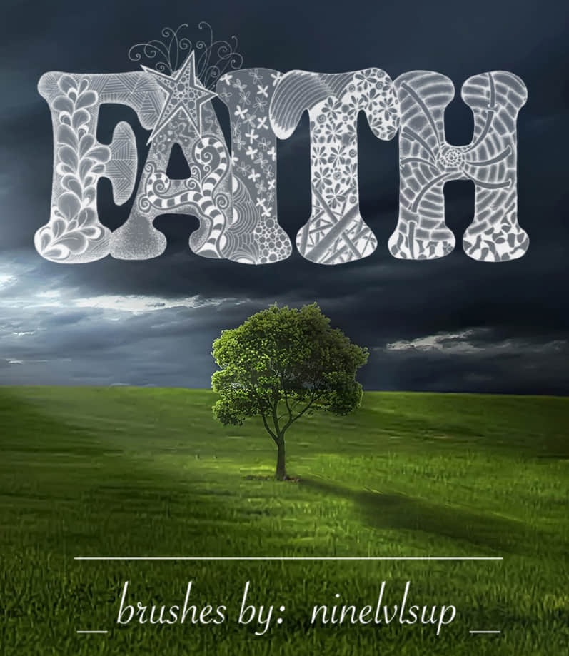 faith_wordart_brush_by_ninelvlsup-d97teff