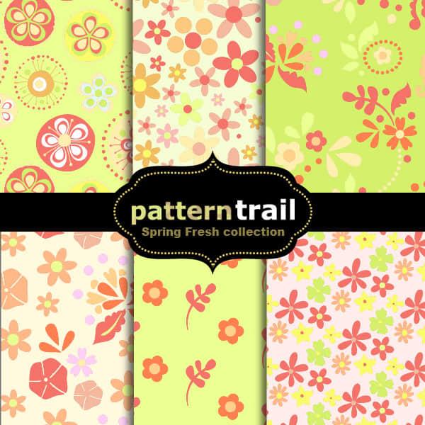 spring_fresh_floral_patterns_by_melemel-d3b9esg