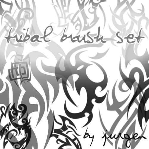 tribal_brush_set_by_narvils