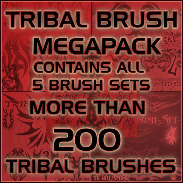 tribal_brush_megapack_by_narvils