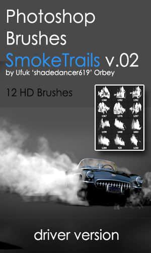 烟雾特效、风尘环境、气流水汽效果Photoshop笔刷下载 风尘笔刷 烟雾笔刷 水汽笔刷 气流笔刷  flame brushes
