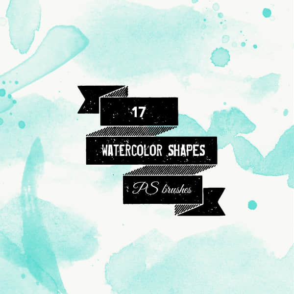 ps_brushes__watercolor_shapes_and_splatters_by_excentric-d8d7lbx