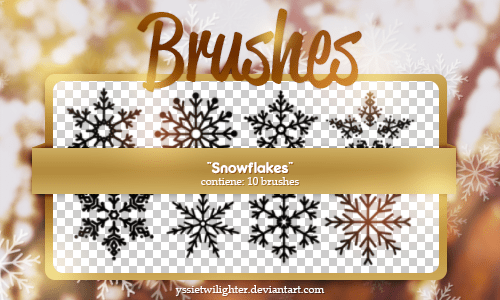 snowflakes_brushes_by_yssietwilighter-d89eons