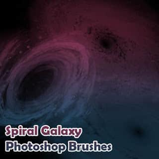 漩涡中星系、星云Photoshop宇宙背景笔刷 星系笔刷 星云笔刷  %e5%ae%87%e5%ae%99%e7%ac%94%e5%88%b7