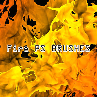 真实的火焰燃效效果图案Photoshop笔刷素材 真实的火焰笔刷 燃烧笔刷  flame brushes