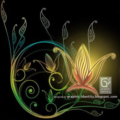 漂亮精美的艺术植物花纹图案PS印花笔刷 精美印花笔刷 植物花纹笔刷 印花笔刷 优雅花纹笔刷  flowers brushes