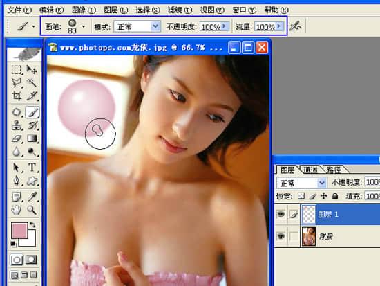 Photoshop全系列PS笔刷教程